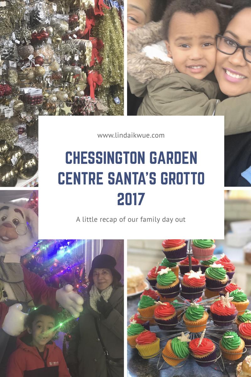 Chessington Garden Centre Santa S Grotto Archives Linda Ikwue